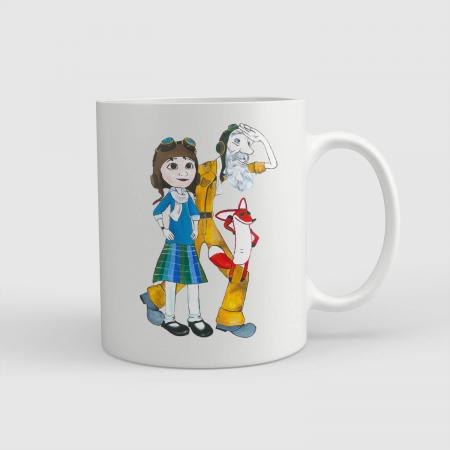 Cană ceramică - Micul prinț 02 [0]