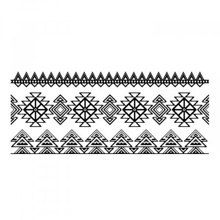 Cană ceramică - Motive etno 05 [1]