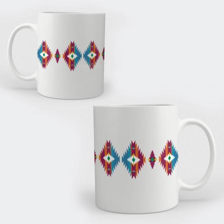 Cană ceramică - Motive tradiționale #181 [0]