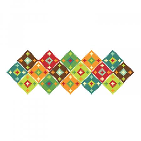 Cană ceramică - Motive tradiționale 05 [1]