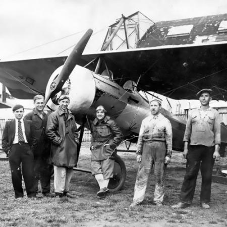 Carte - IAR Brașov. Industria Aeronautică Română 1925-19487