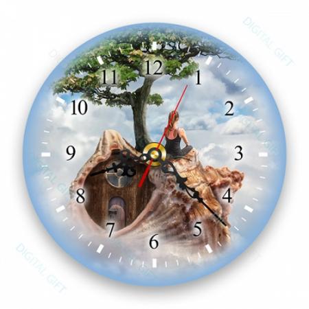 Ceas de perete - În vis0