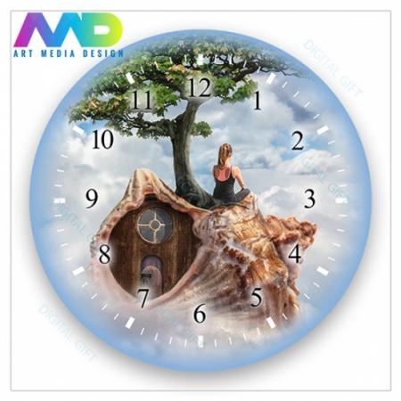 Ceas de perete - În vis1
