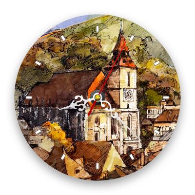 Ceas de perete - Biserica Neagră, Brașov0