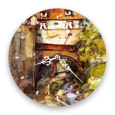 Ceas de perete - După Ziduri, Brașov0