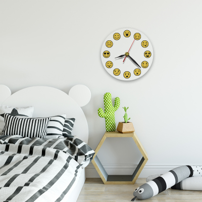 Ceas de perete - Emoji1