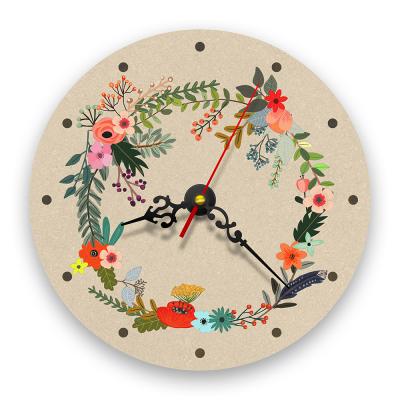 Ceas de perete - Flori de câmp [0]