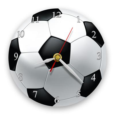 Ceas de perete - Fotbal0