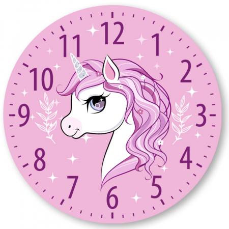 Ceas de perete - Sunt un unicorn2