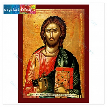 Icoană - Iisus Hristos1