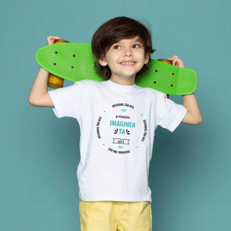 Personalizare tricou copii0