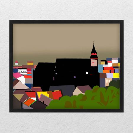 Poster abstract - Panorama de După Ziduri [0]