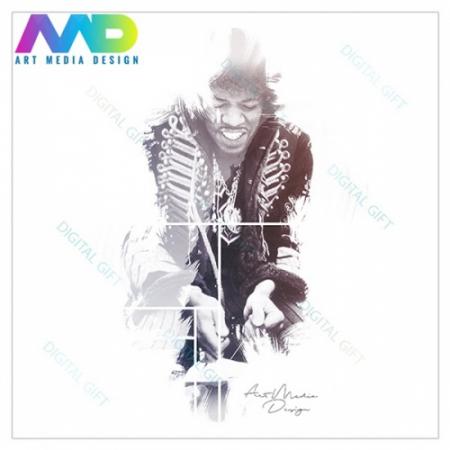 Poster - Jimi Hendrix1