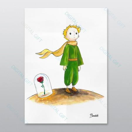 Poster - Micul prinț 060