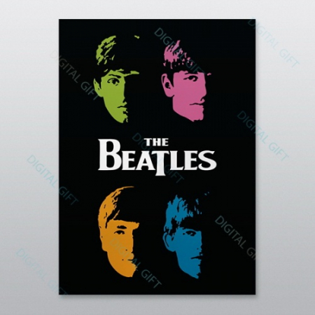 Poster - The Beatles0