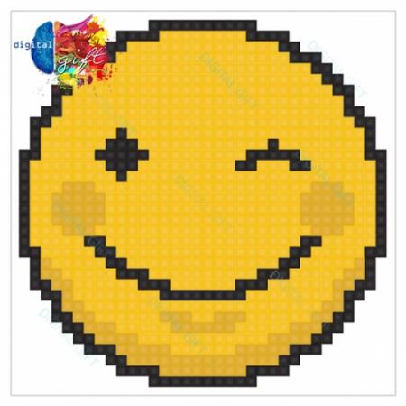 Sacoșă clasică - Emoji 021