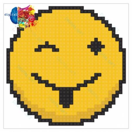 Sacoșă clasică - Emoji 03 [1]