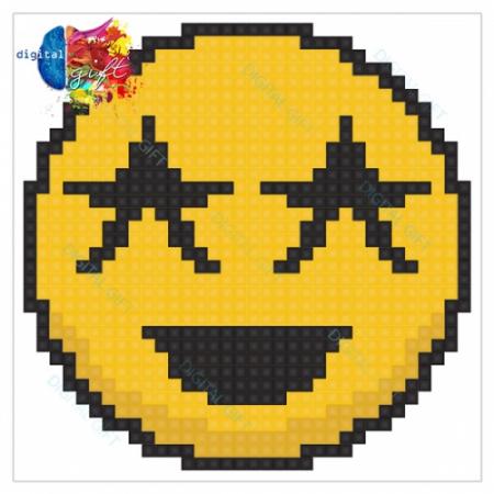 Sacoșă clasică - Emoji 051