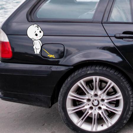 Sticker auto - Fă plinul! [0]