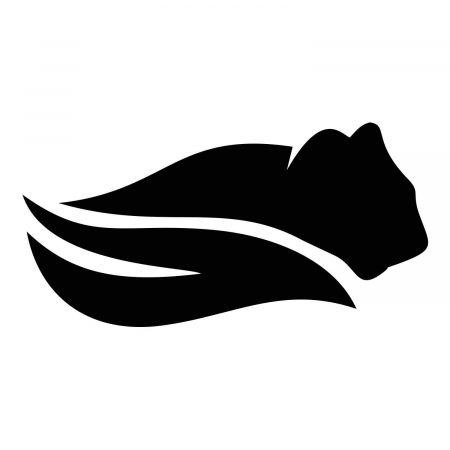 Sticker auto&moto - Pantera neagră #265 [1]