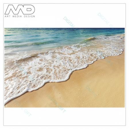 Sticker pentru pardoseală - Ocean1