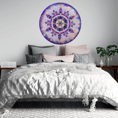 """Sticker pentru perete - Mandala """"Coroana"""""""