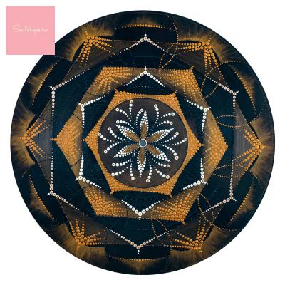 """Sticker pentru perete - Mandala """"Despre lumină""""1"""