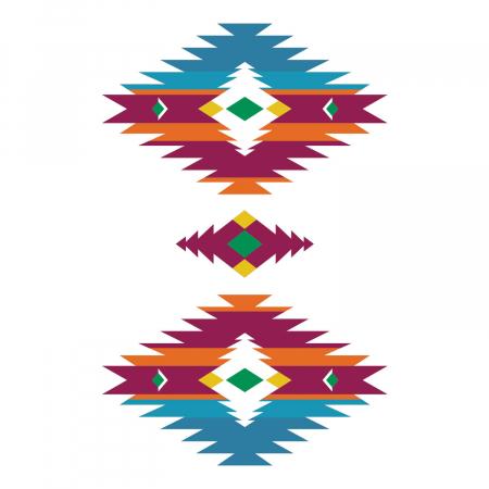 Sticker pentru perete - Motive tradiționale #181 [2]