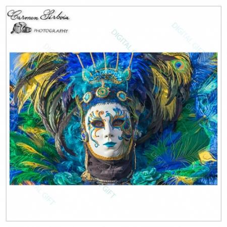 Tablou simplu - Carnaval la Veneția 01 [1]