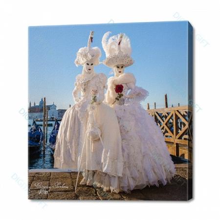 Tablou simplu - Carnaval la Veneția 030
