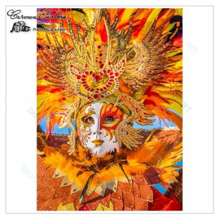 Tablou simplu - Carnaval la Veneția 04 [1]