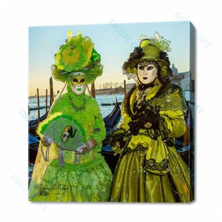 Tablou simplu - Carnaval la Veneția 050