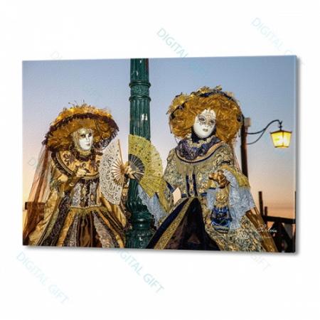 Tablou simplu - Carnaval la Veneția 070