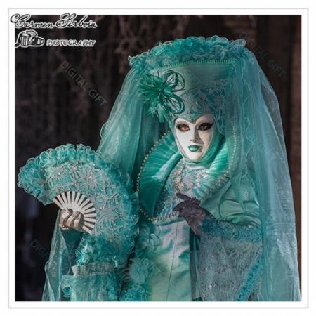 Tablou simplu - Carnaval la Veneția 081