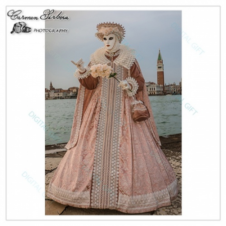 Tablou simplu - Carnaval la Veneția 131
