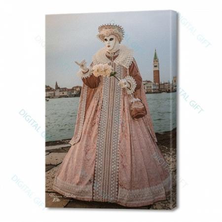 Tablou simplu - Carnaval la Veneția 130