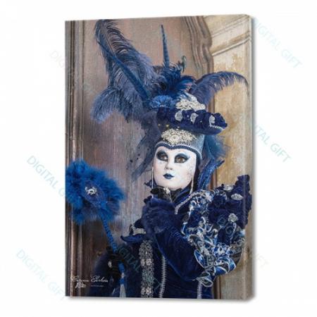 Tablou simplu - Carnaval la Veneția 140