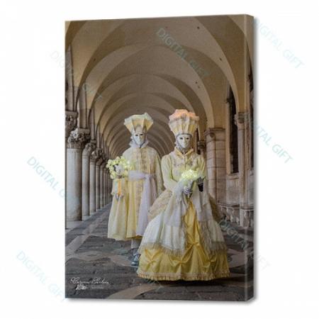 Tablou simplu - Carnaval la Veneția 160