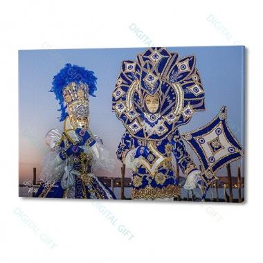 Tablou simplu - Carnaval la Veneția 170