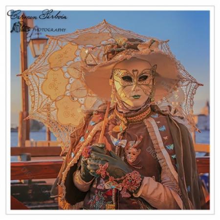 Tablou simplu - Carnaval la Veneția 231