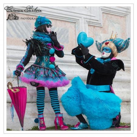 Tablou simplu - Carnaval la Veneția 26 [1]