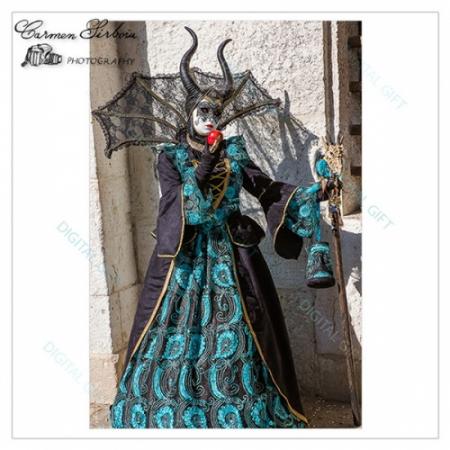 Tablou simplu - Carnaval la Veneția 271