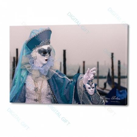Tablou simplu - Carnaval la Veneția 290