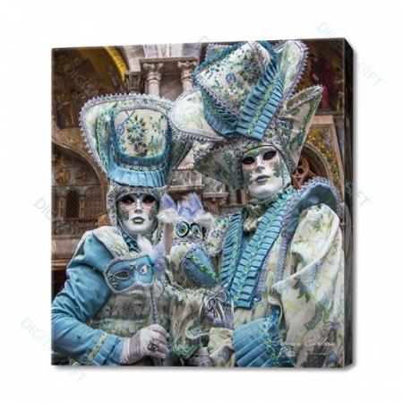 Tablou simplu - Carnaval la Veneția 300