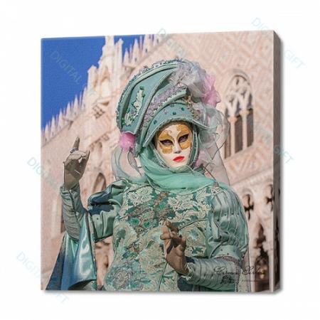 Tablou simplu - Carnaval la Veneția 340