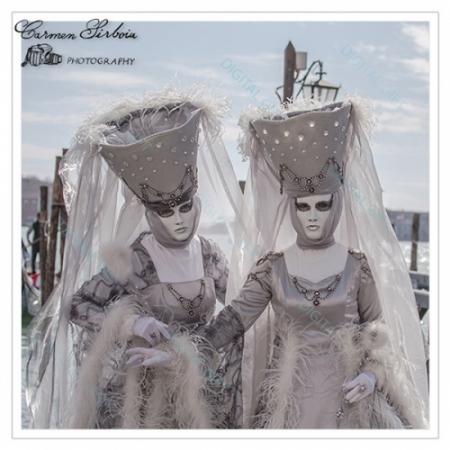 Tablou simplu - Carnaval la Veneția 361