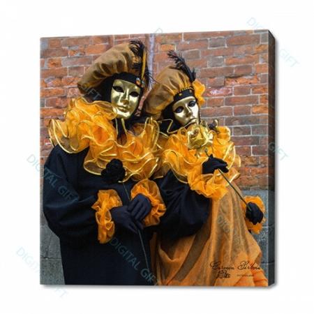 Tablou simplu - Carnaval la Veneția 390