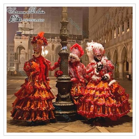 Tablou simplu - Carnaval la Veneția 45 [1]