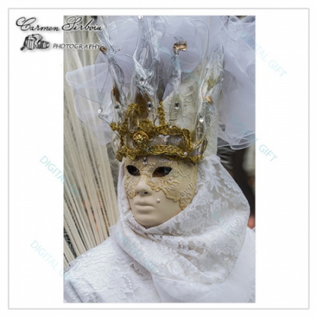 Tablou simplu - Carnaval la Veneția 461