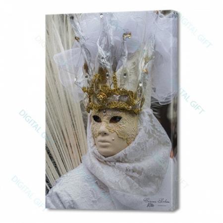 Tablou simplu - Carnaval la Veneția 460